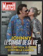 8672 M - Johnny Hallyday  Alain Delon  Les Bodin's  Auguste Rodin - General Issues