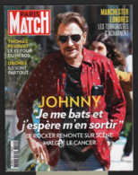 8673 M - Johnny Hallyday Eddy Mitchell Jacques Dutronc  Thomas Pesquet  Philippe Lacheau  Elodie Fontan  Georgia May - General Issues