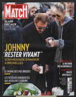 8676 M - Johnny Hallyday  Madonna  Alain Decaux  Diane Kruger  Claire Marie Osta   Brigitte Violier  Frank Giovannini - General Issues