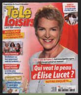 8684 M - Elise Lucet     Sheila     David Ginola    Jean D'Ormesson - Television