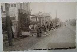 CPA-B156 - MESNIL-ESNARD - ROUTE DE PARIS - Autres Communes