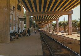 Costa Doraga Caldetas - Gares - Sans Trains