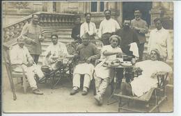 Blessés -carte -photo Lavaud Cognac - Guerre 1914-18