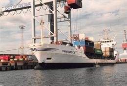 """¤¤  -  Cliché Des Bateaux De Commerce """" SMARAGDEN """"  -  Cargo   -   Voir Description   -  ¤¤ - Commerce"""