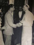 BARTALI 1948 IMMAGINE DA CARTACEO D'EPOCA PICTURE OF VINTAGE PAPER - Immagine Tagliata