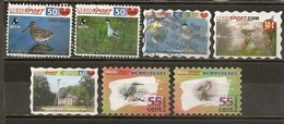 Pays-Bas Netherlands 201- Oiseaux Birds Obl - Periode 2013-... (Willem-Alexander)