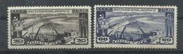 RUSIA   YVERT  1072/73    MH  * - 1923-1991 URSS