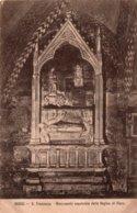 CPA   ITALIE---ASSISI---S.FRANCESCO---MONUMENTO SEPOLCRALE DELLA REGINA DI CIPRO---1909 - Andere Steden