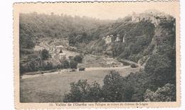 B-6994   Vallee De L'Ourthe - Vers Palogne Et Ruines Du Chateau De Logne - Ferrières