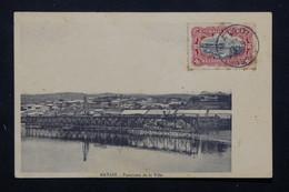CONGO BELGE - Affranchissement De Matadi Sur Carte Postale Pour La France En 1912 - L 20895 - 1894-1923 Mols: Nuevos