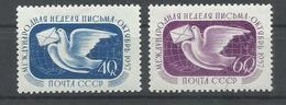 RUSIA   YVERT   1969/70  MNH  ** - 1923-1991 URSS