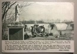 Carte Postale Ancienne  / L'Abbé Pierre Emmaüs - Santé