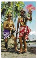 Polynésie Française Danseuse Tahitienne Photographe Sounam Papeete Tahiti - Polynésie Française