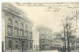 Anvers L'hotel Des Postes Etmaison De Confections De La Place Verte   (10428) - Antwerpen