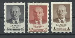 RUSIA   YVERT   2038/40  MNH  ** - 1923-1991 URSS