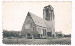 B-7002  EISDEN : Ste- Barbara Kerk - Maasmechelen