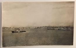 Vue De Singapour. Campagne De La Jeanne D'Arc. 1938. Bateaux. Bateau. - Boats