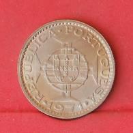 SAINT THOMAS Y PRINCIPE 10 ESCUDOS 1971 -    KM# 23 - (Nº27205) - Portugal