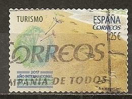 Espagne Spain 2017 Tourisme Obl - 1931-Today: 2nd Rep - ... Juan Carlos I