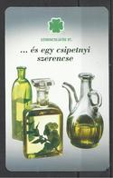 Hungary, Four Leaf Clover, Lottery Ad, 2005. - Calendriers