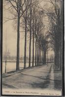 Ypres - Les Remparts Et L'Ecole D'Equitation - Belgium