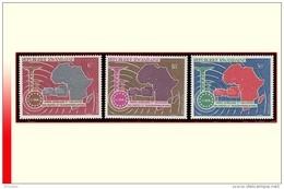 Rwanda PA 0001/3**  Telecommunication I  MNH - Rwanda