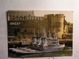 Brest - Remorqueur De La Marine Nationale - Brest