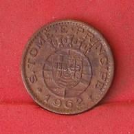 SAINT THOMAS Y PRINCIPE 50 CENTAVOS 1962 -    KM# 17,1 - (Nº27215) - Portugal