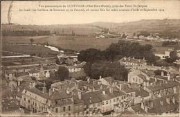 LUNEVILLE       Vue Panoramique - Luneville