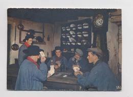 JEU DE CARTES - Cartes à Jouer - En Limousin - Partie De Manille - PARTIE DE CARTES - Playing Cards - Cards Game  Animée - Playing Cards