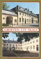 Vaals, Groeten Uit Vaals   (Een Raster Op De Kaart Is Veroorzaakt Door Het Scannen;de Afbeelding Is Helder) - Vaals