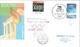 POSTMARKET SIDNEY 2000 - Ciclismo