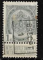 Brecht 1911 Nr. 1603B - Voorafgestempeld
