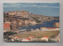 BONIFACIO - Le Port Et La Haute Ville - Corse - Autres Communes
