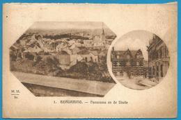 (G021) BEAURAING - Panorama Et La Gare - Beauraing