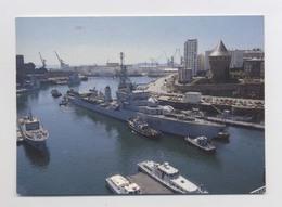 BATEAU De GUERRE - TORPILLEUR - Arsenal De Brest - Guerre