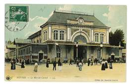 CPA 58 NEVERS LE MARCHE CARNOT - Nevers