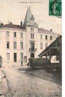 PONCIN : Hôtel De Ville. - France