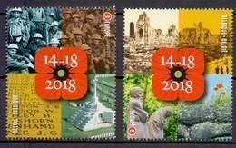 2018 In Flanders Fields Postfris** - Belgique