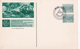 Entier Postal Stationery - Exposition Internationale De Vienne 1933 - WIPA 1933 - Entiers Postaux