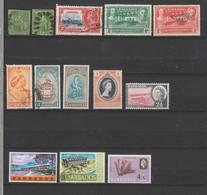 Lot De Timbres Neufs Et Oblitérés - Barbados (...-1966)