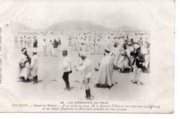 BENI  OUNIF : Les Evenements Du Figuig - Algeria