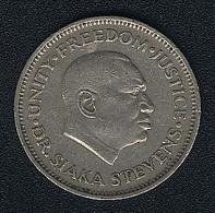 Sierra Leone, 10 Cents 1984 - Sierra Leone