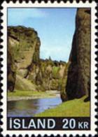 USED STAMPS Iceland - Landscapes - 1970 - 1944-... Republik