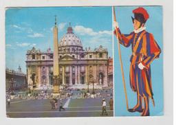 CITTA DEL VATICANO - BASILIQUE DE ST PIERRE - N 206 - Vatican
