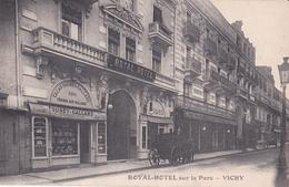 - 03 - VICHY :Royal - Hotel Sur Le Parc - Vichy