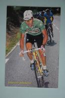 CYCLISME:LAURENT JALABERT - Cyclisme