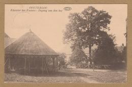 Oosterlo ( Geel )  OOSTERLOO   Klooster Der Zusters  -  Ingang Van Den Hof + Yv 193 Sterstempel - Geel