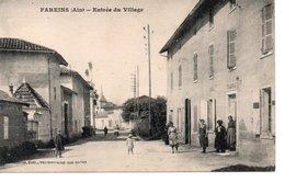 FAREINS : Entrée Du Village - France