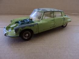Dinky-Toys :  Citroen Ds 19 Meccano France N°530-Dinky Toys - Dinky